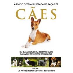 Livro A Enciclopédia Ilustrada de Raças de Cães - Volume 1