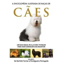 Livro A Enciclopédia Ilustrada de Raças de Cães - Volume 5