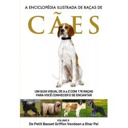 Livro A Enciclopédia Ilustrada de Raças de Cães - Volume 6
