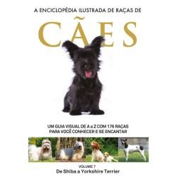 Livro A Enciclopédia Ilustrada de Raças de Cães - Volume 7