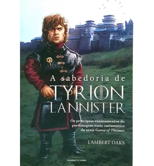 Livro A Sabedoria de Tyrion Lannister