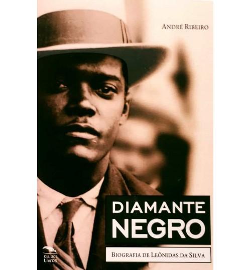Livro Diamante Negro - Biografia de Leônidas da Silva