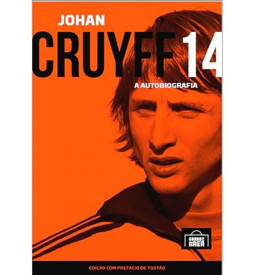 Livro Johan Cruyff 14 - A Autobiografia