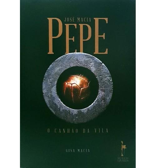 Livro José Macia Pepe O Canhão da Vila