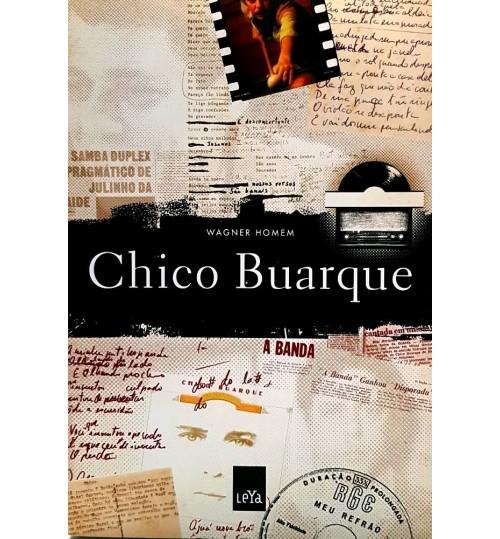 Livro Histórias de Canções Chico Buarque