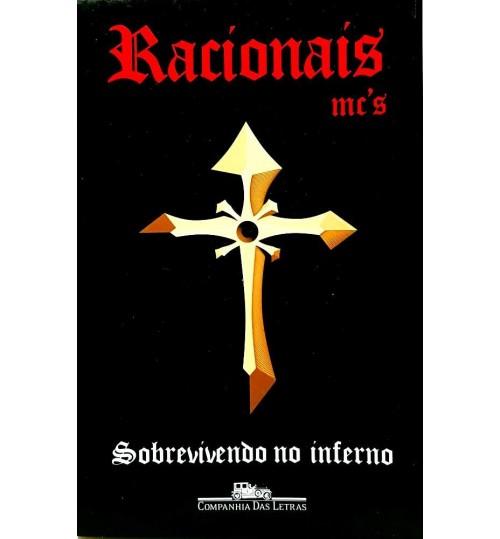 Livro Racionais Mc's - Sobrevivendo no Inferno