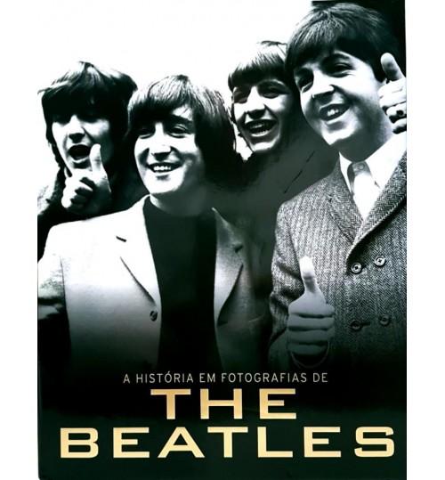 Livro A História em Fotografias de The Beatles