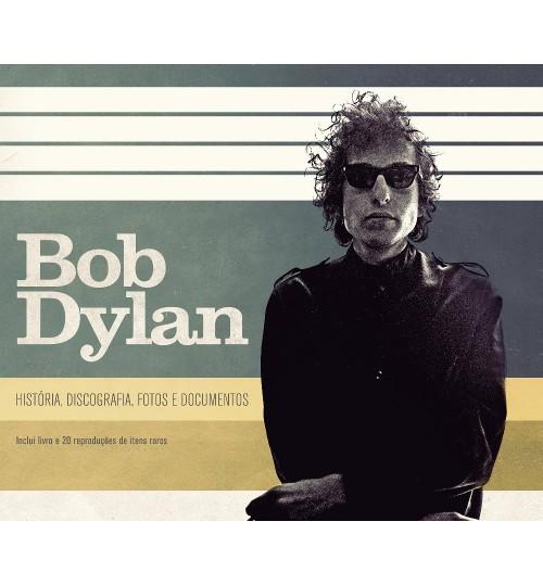 Livro Bob Dylan - História, Discografia, Fotos e Documentos