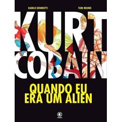 Livro Kurt Cobain - Quando Eu Era Um Alien