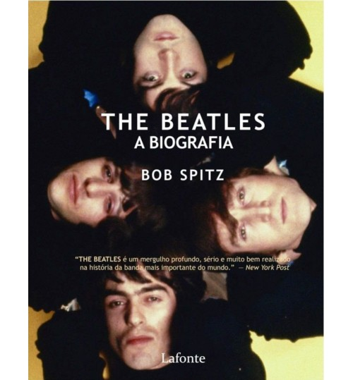 Livro The Beatles - A Biografia