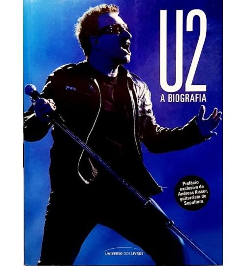 Livro U2 A Biografia