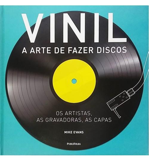 Livro Vinil - A Arte de Fazer Discos