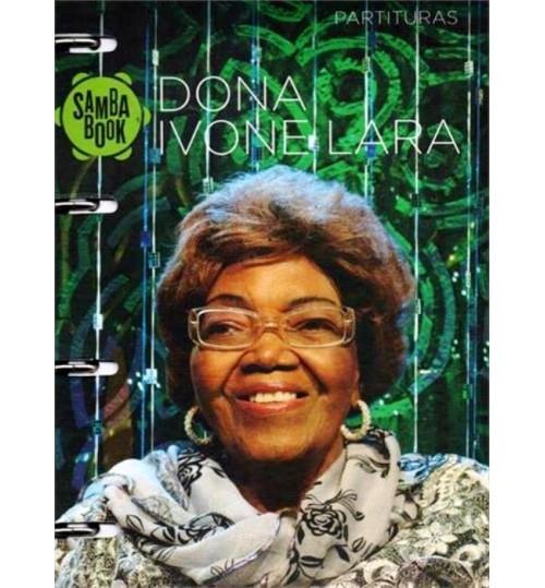Fichário de Partituras Dona Ivone Lara - Sambabook