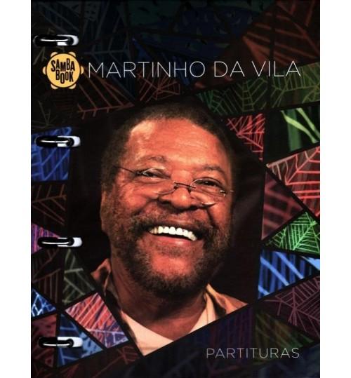 Fichário de Partituras Martinho da Vila - Sambabook