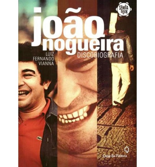 Livro João Nogueira Discobiografia Sambabook