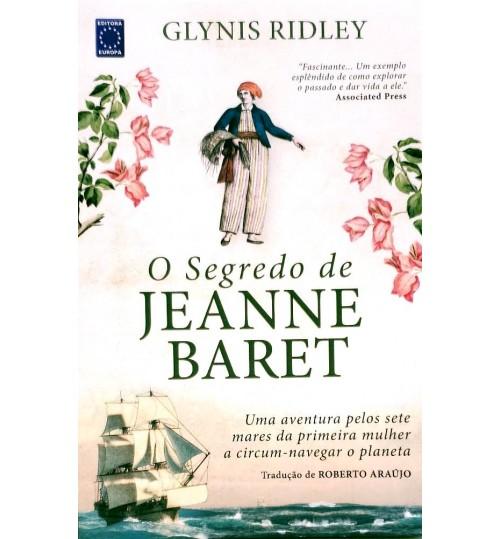 Livro O Segredo de Jeanne Baret