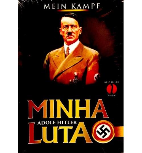 Livro Minha Luta Adolf Hitler Volume 2