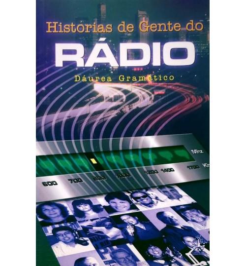 Livro Histórias de Gente do Rádio