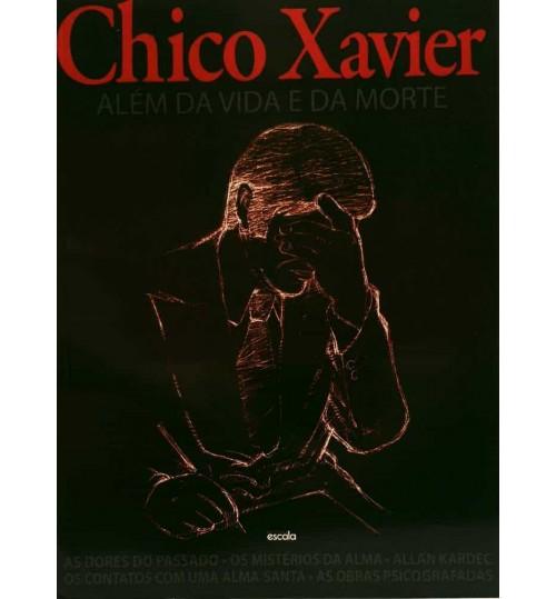 Livro Chico Xavier - Além da Vida e da Morte