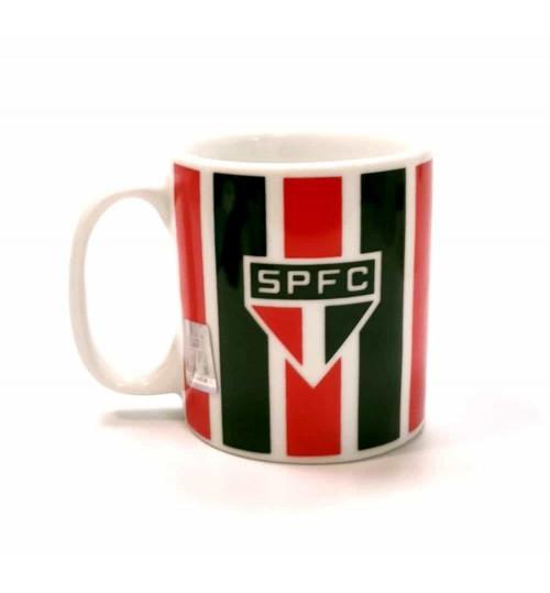 Caneca de Porcelana São Paulo 320 ml
