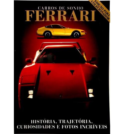 Revista Carros de Sonho Ferrari