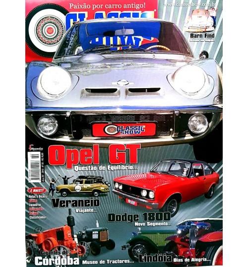 Revista Classic Show Opel Gt, Questão de Equilíbrio N° 80