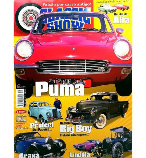 Revista Classic Show Sua Santidade, O Puma N° 74