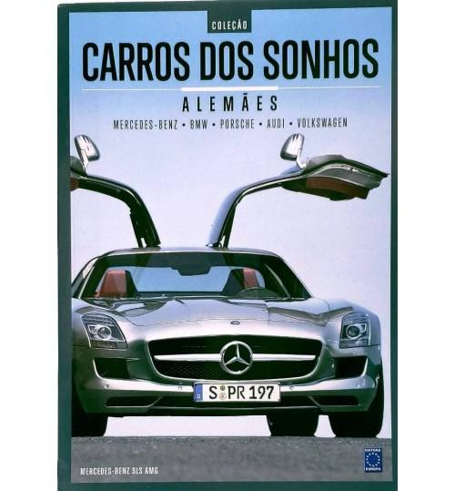 Livro Coleção Carros dos Sonhos – Alemães