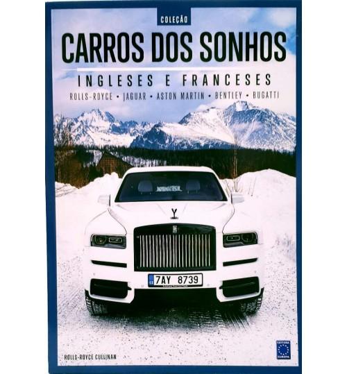 Livro Coleção Carros dos Sonhos – Ingleses e Franceses