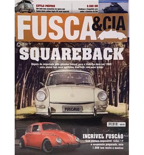 Revista Fusca & Cia N°146 Squareback