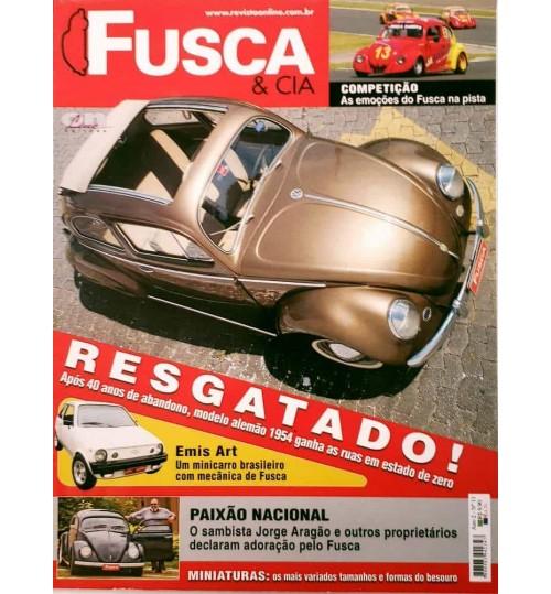 Revista Fusca & Cia Nº 11 Resgatado!