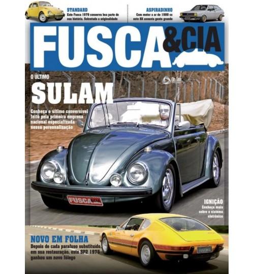 Revista Fusca & Cia N° 147 O Último Sulam