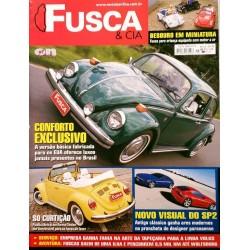 Revista Fusca & Cia Nº 45 Conforto Exclusivo