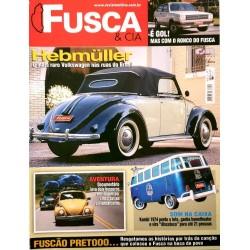 Revista Fusca & Cia Nº 7 Hebmüller