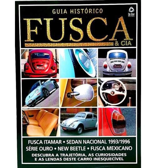 Revista Guia Histórico Fusca & Cia Vol 4