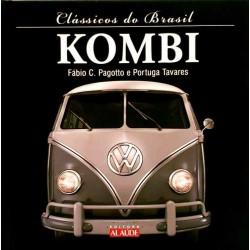 Livro Clássicos do Brasil Kombi