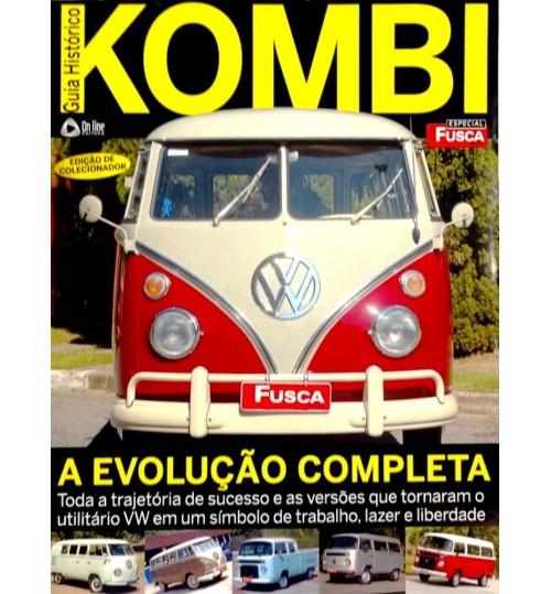 Revista Guia Histórico Kombi - A Evolução Completa