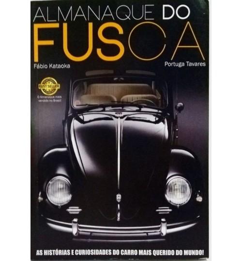Livro Almanaque do Fusca