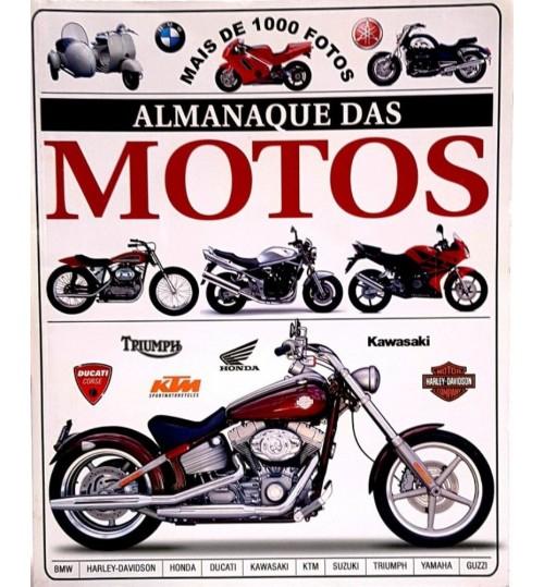 Livro Almanaque das Motos