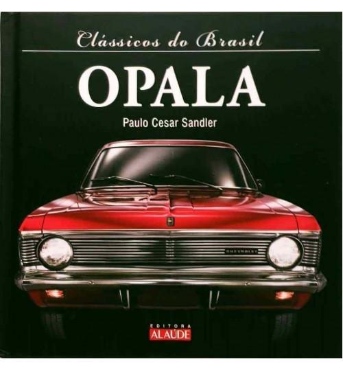 Livro Clássicos do Brasil Opala