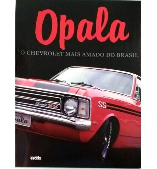 Livro Opala O Chevrolet Mais Amado do Brasil