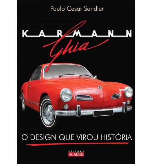 Livro Karmann Ghia - O Design que Virou História
