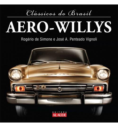 Livro Clássicos do Brasil Aero-Willys