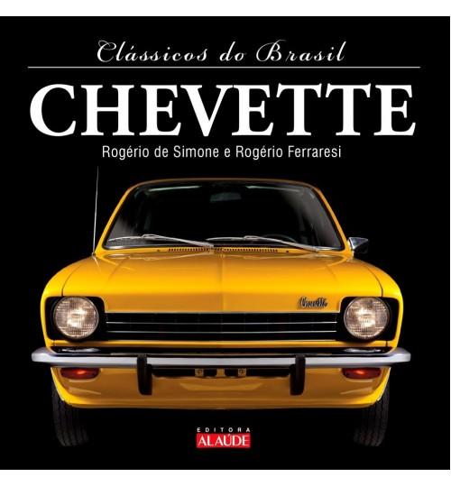 Livro Clássicos do Brasil Chevette