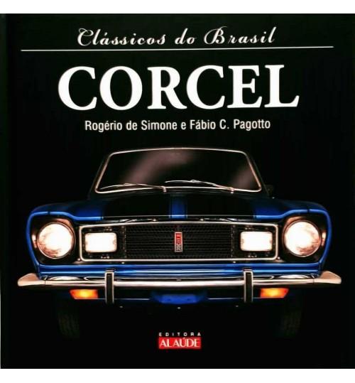 Livro Clássicos do Brasil Corcel