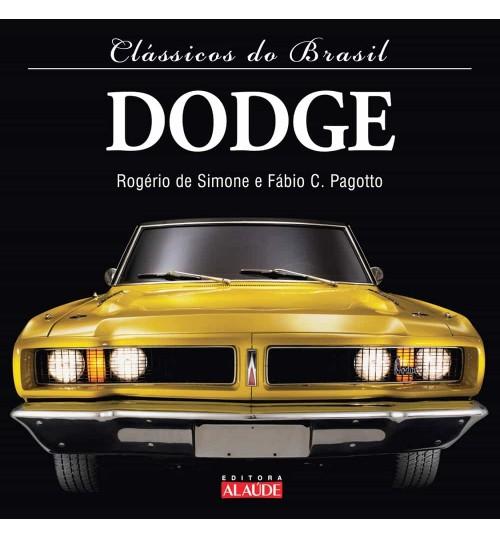 Livro Clássicos do Brasil Dodge