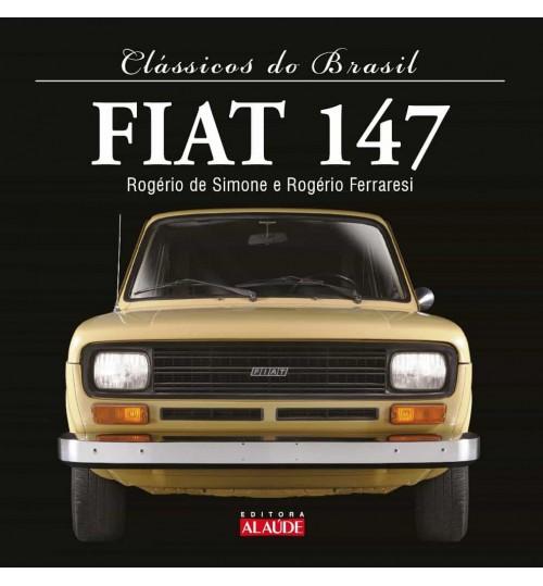 Livro Clássicos do Brasil Fiat 147