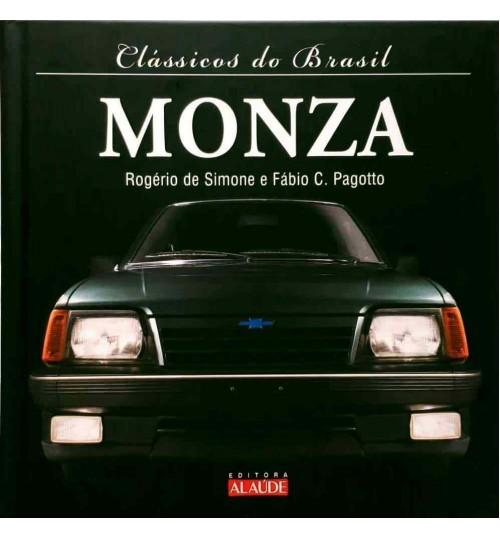 Livro Clássicos do Brasil Monza