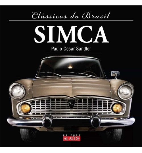Livro Clássicos do Brasil Simca