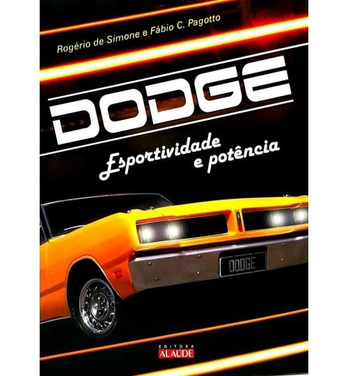 Livro Dodge Esportividade e Potência